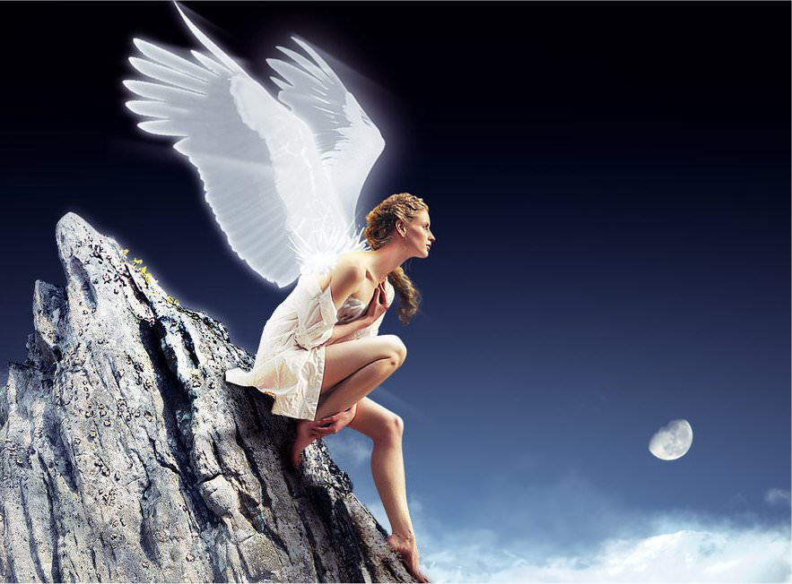 Seven Signs That An Angel Is With You!