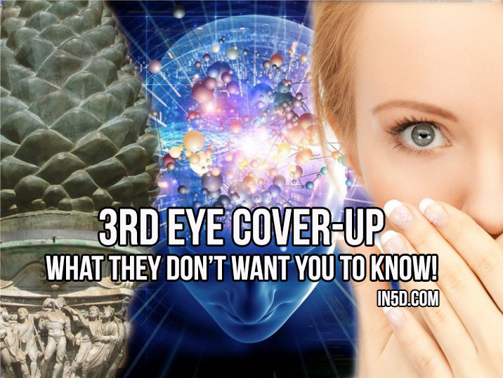 Pineal Gland's Third Eye - The Biggest Cover-up in Human History