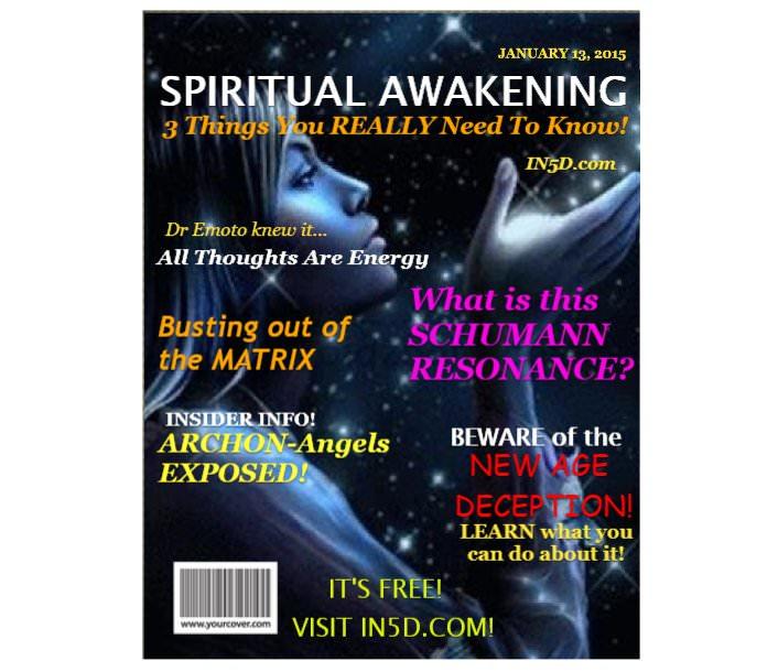 Spiritual Awakening Crash Course - 3 Things You REALLY Need To Know