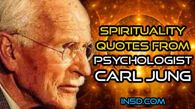 Desktop Wallpaper Quotes Pinterest Spirituality Quotes From Psychologist Carl Jung In5d In5d