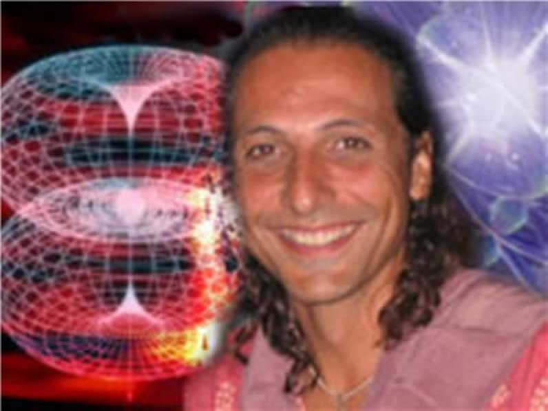 Nassim Haramein at the Rogue Valley Metaphysical Library