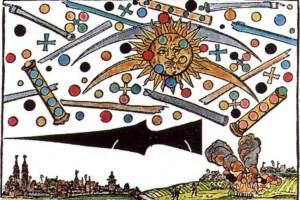 1561 UFO 'Battle' Over Nuremberg, Germany