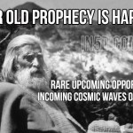 70 Year Old Prophecy Is Happening – Rare Upcoming Opportunity With Incoming Cosmic Waves Of Electricity