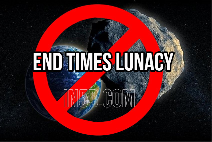 End Times Lunacy -  An Asteroid Will NOT Hit Earth on September 24, 2015