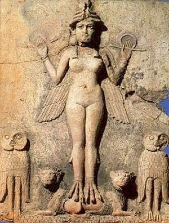 """Interestingly, many deities from other cultures such as the Greeks and Egyptians were alternate versions of original Sumerian """"gods"""". The Egyptian goddess Ishtar was really the Sumerian deity Inanna, who according to Sumerian text was a high ranking member of the Anunnaki."""