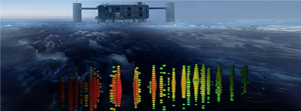 High-Energy Cosmic Neutrinos Observed At The Geographic South Pole