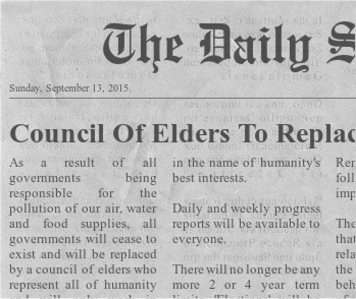 Council Of Elders To Replace All Governments! in5d in 5d in5d.com www.in5d.com http://in5d.com/ body mind soul spirit BodyMindSoulSpirit.com http://bodymindsoulspirit.com/