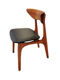 8 Walnut Dining Chairs: SOLD | INabstracto
