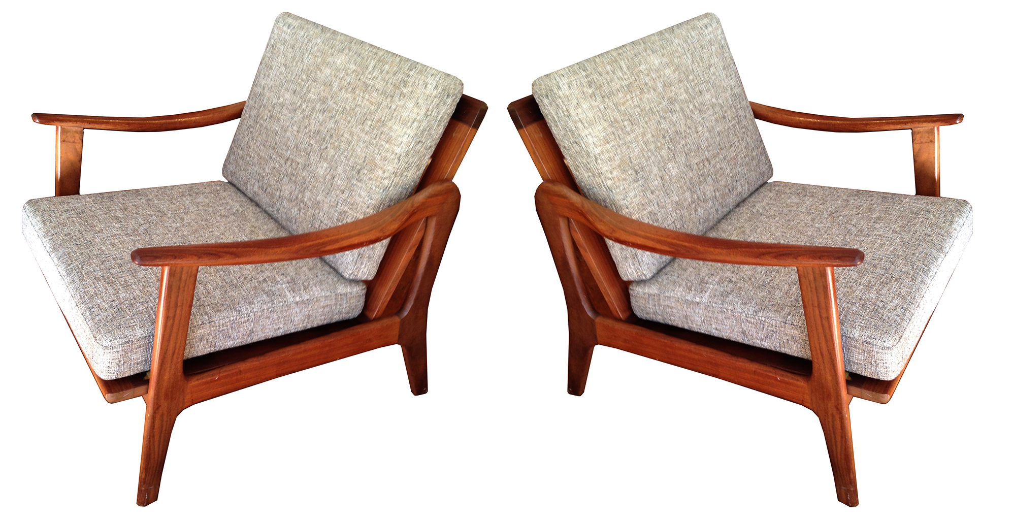 Italian Furniture Toronto Mid Century Modern Lounge Chairs Inabstracto