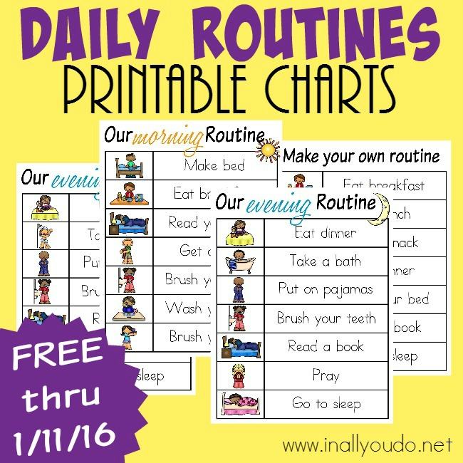 FREE Daily Routines IAYD Jan16_square - In All You Do