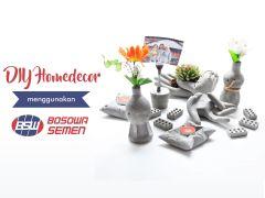 DIY Homedecor Bosowa Semen