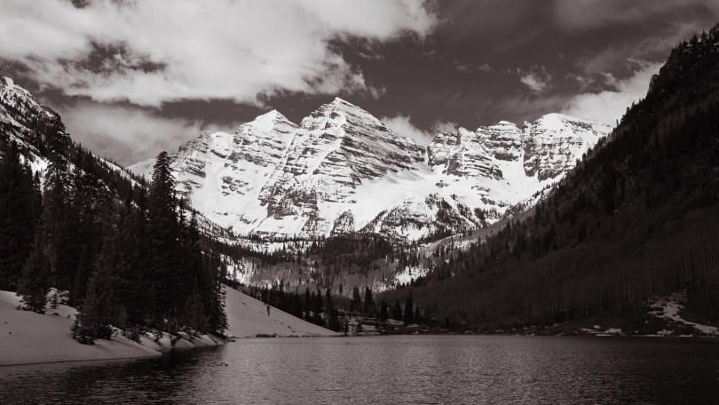 Maroon Bells (Aspen, CO)