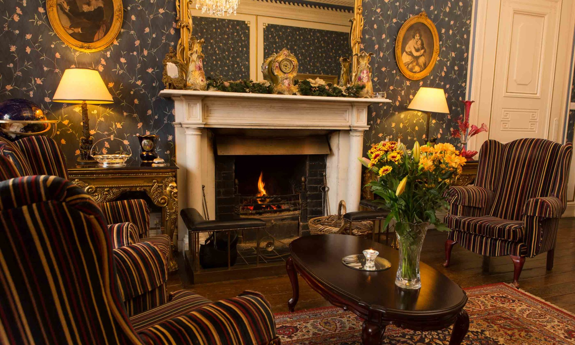 House Accommodation Inch House Luxury Country House Accommodation In Tipperary Ireland