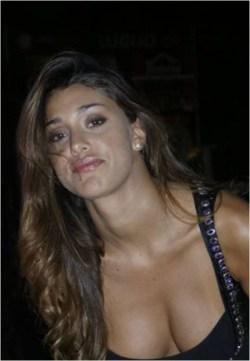Belen Rodriguez: un figlio da Fabrizio Corona