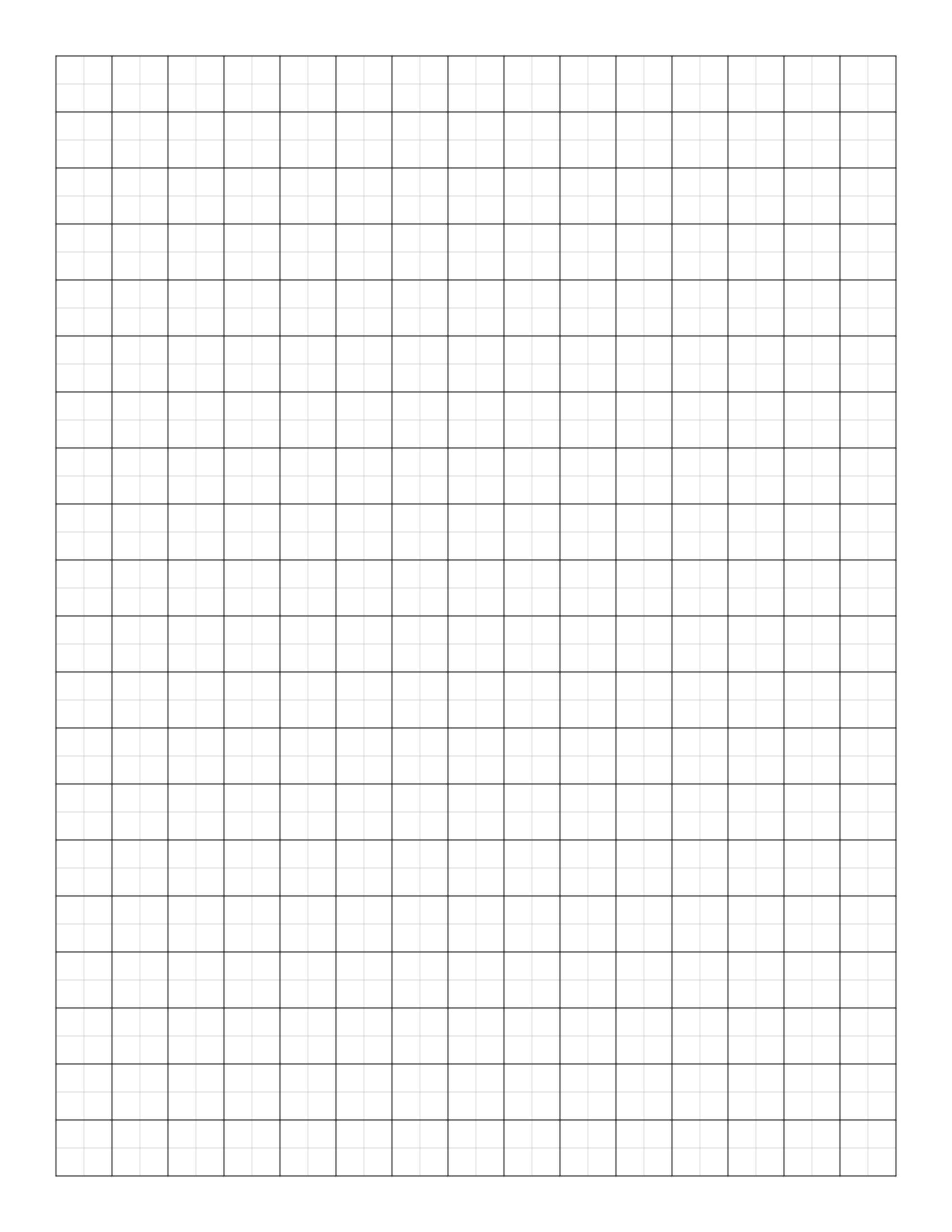 custom graph paper generator