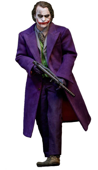 Stuhl Metall The Joker 2.0 - Hot Toys - Movie Masterpieces Deluxe