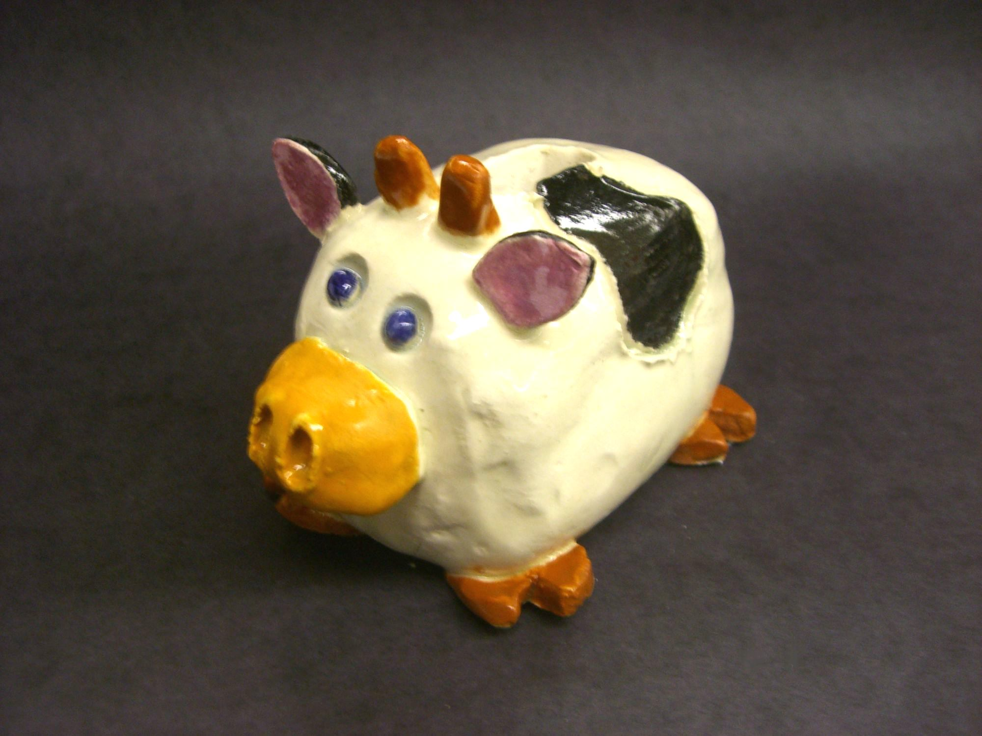 Animal Coin Banks 6th Grade Animal Bank Examples 6th Grade Studio Art