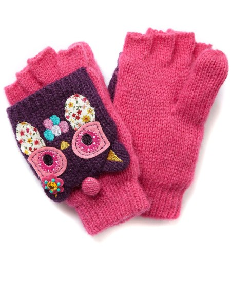 Cold Pink Hands