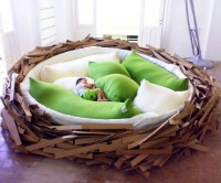Bird's Nest Bed | Incredible Things