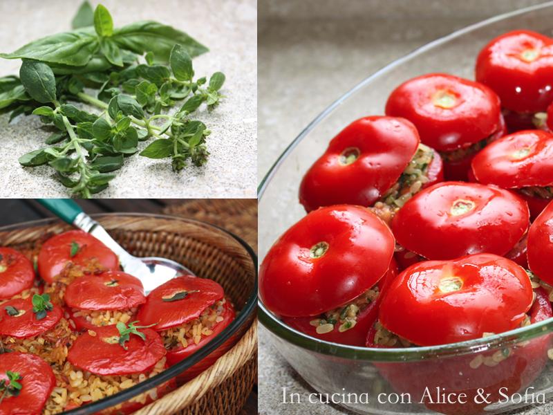 In cucina con... Pila! Pomodori ripieni: scenografici & buonissimi! (3/4)