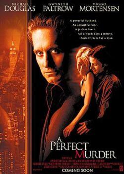 Perfect Murder (1998) (In Hindi) – watch full movie online