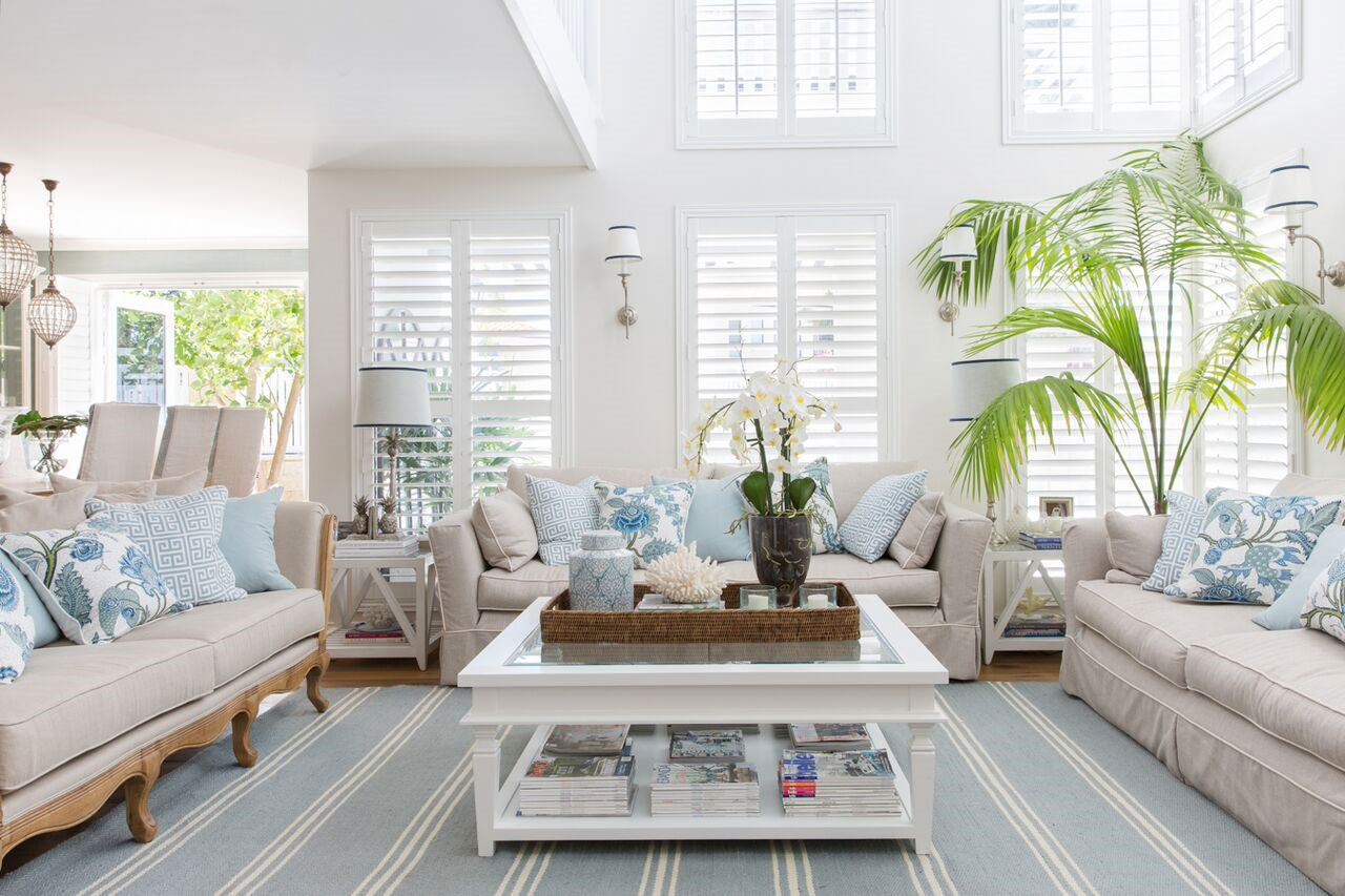 Hamptons Decor Australia How To Make The Hamptons Look Work In An Australian Home