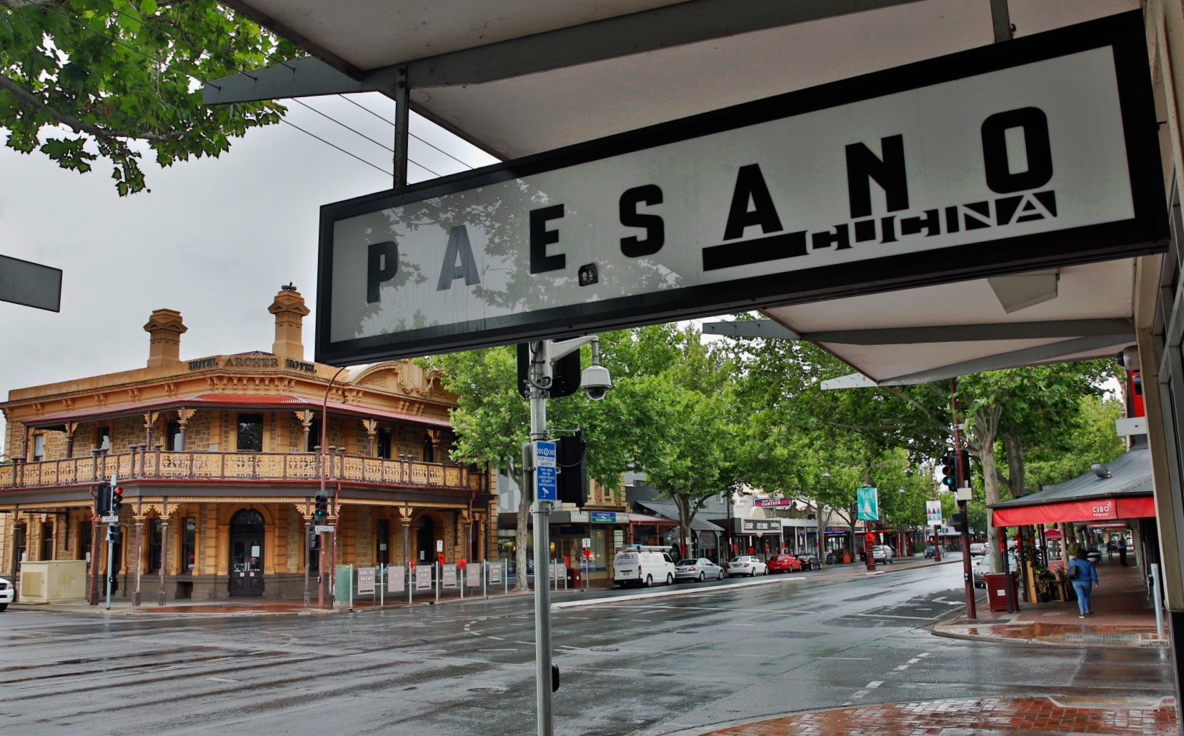 Cucina Restaurant North Adelaide Menu Alarm Bells For North Adelaide As Another Mainstay Closes