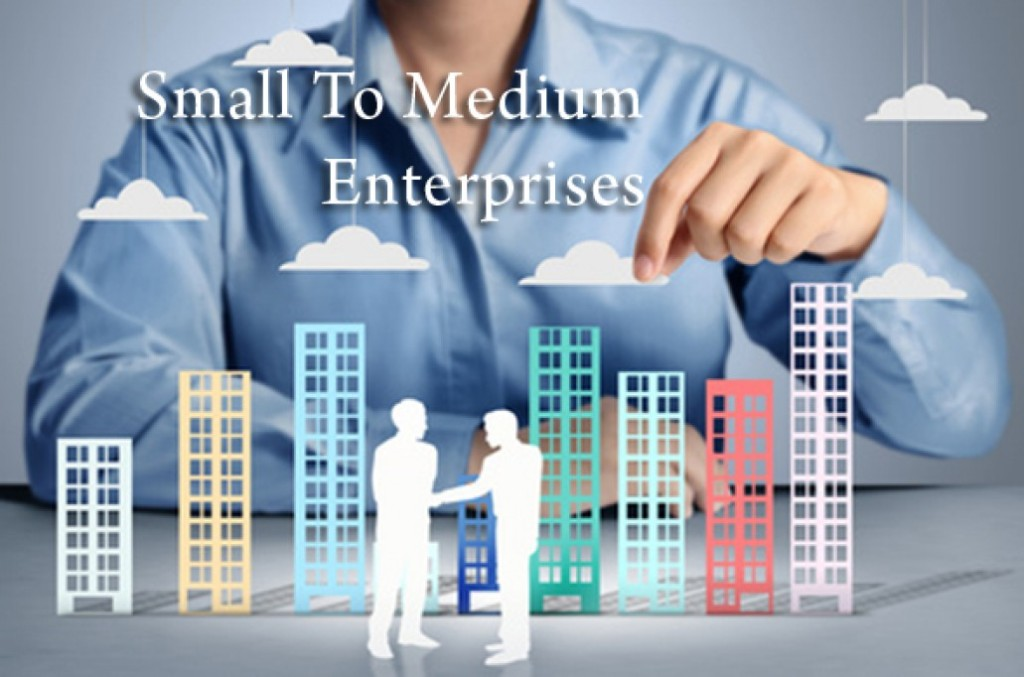 Business Agenda Small Medium Enterprises red star to boost smes in