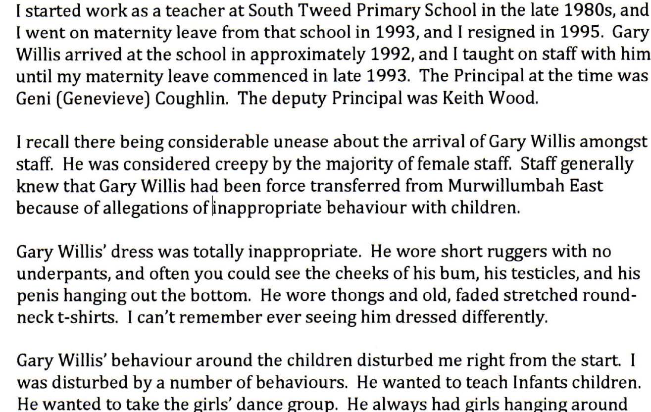 Teaching Philosophy Examples Thoughtco Nsw Education Department Covers Up Teacher's Alleged 18