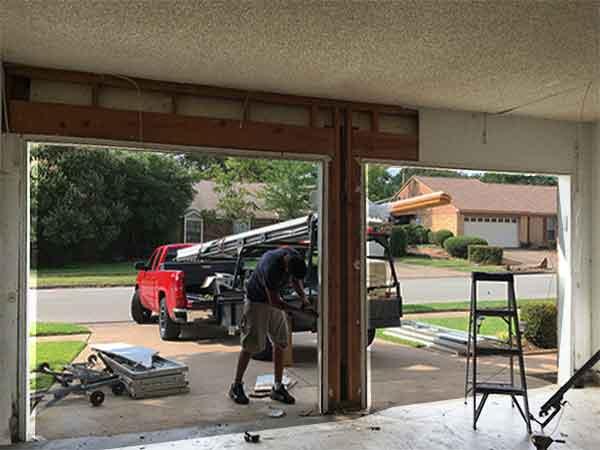 Garage Door Conversions Independent Overhead Doors 817