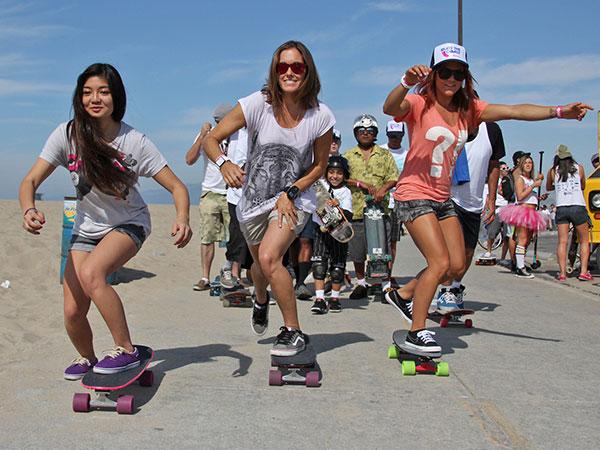 Girl Skate Wallpaper Top 10 Des Photos De Jolies Filles En Skate