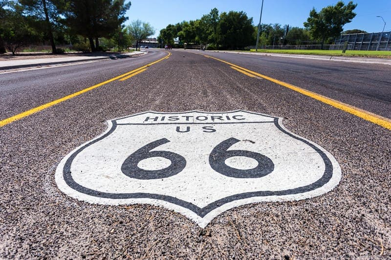 Route 66 Road Trip Planning Guide - Independent Travel Cats