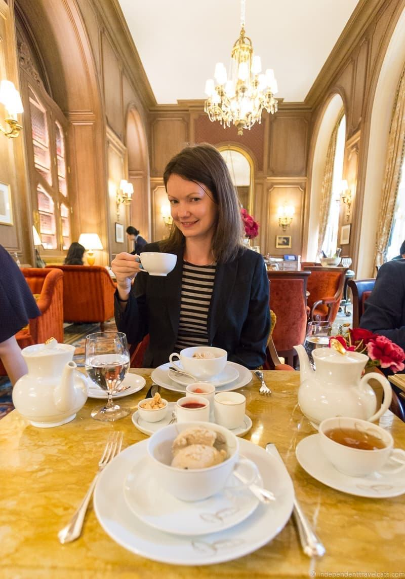 Salon Vegan Paris French Tea Time A Guide To Afternoon Tea In Paris Independent