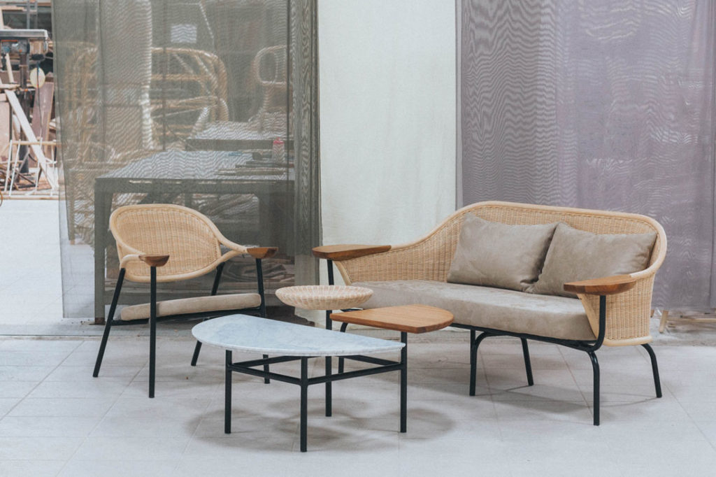 Lounge Sofa Rattan New Rattan Furniture From Indonesia | Indesignlive Singapore