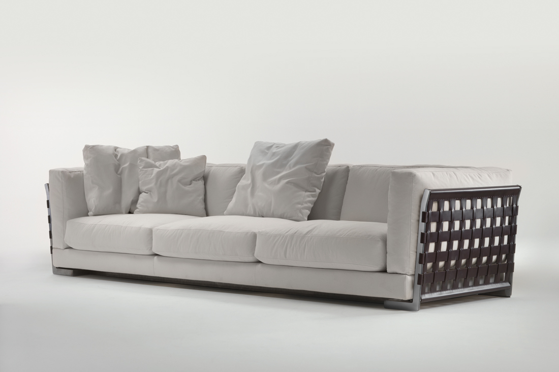 Antonio Citterio City Sofa The Cestone Sofa From Flexform Ten Years Of Style