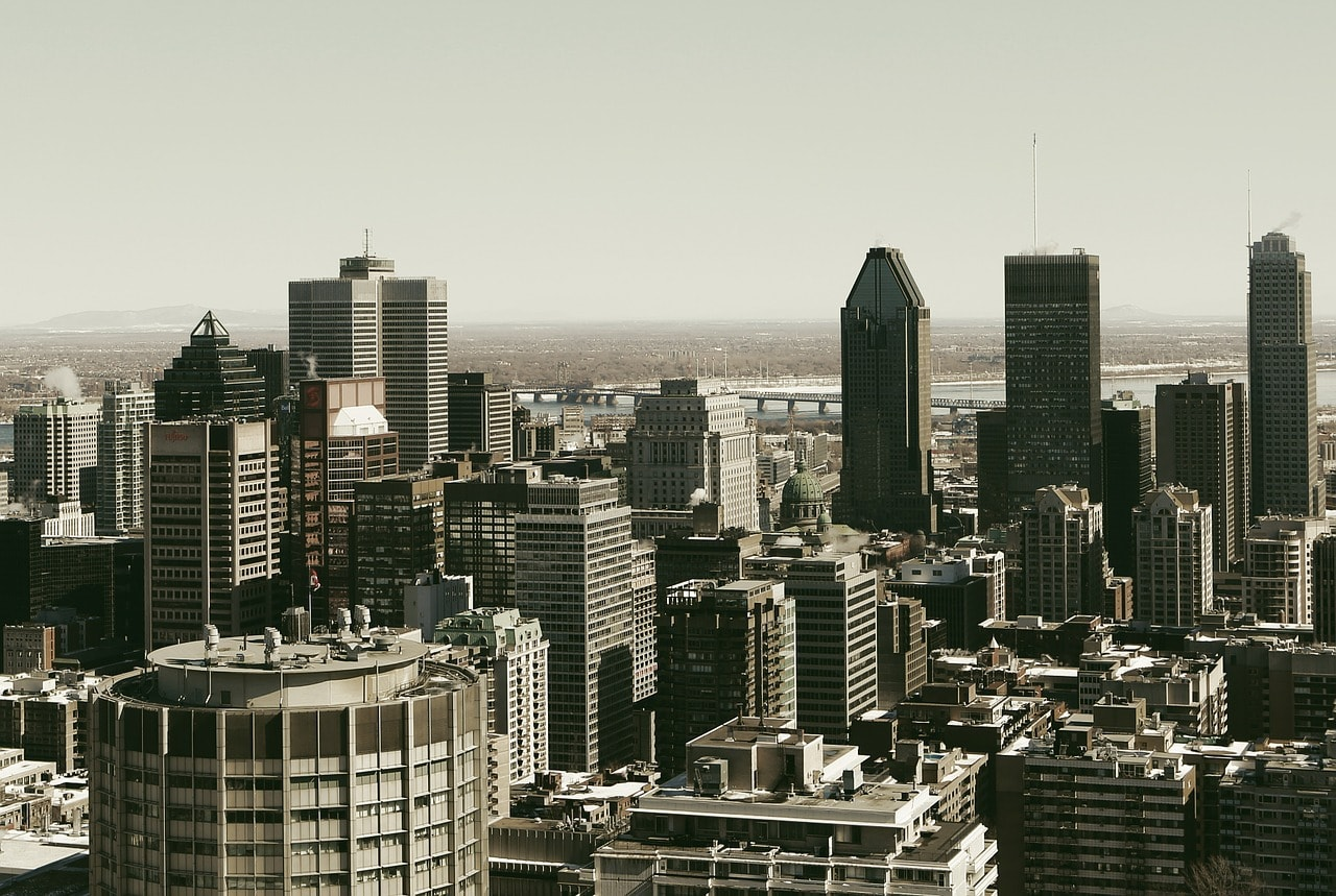 Quebec Montreal Montreal Gateway City For French Companies In North America Index