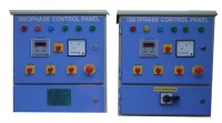 Furnace Control Panel | Industrial Furnace and Controls