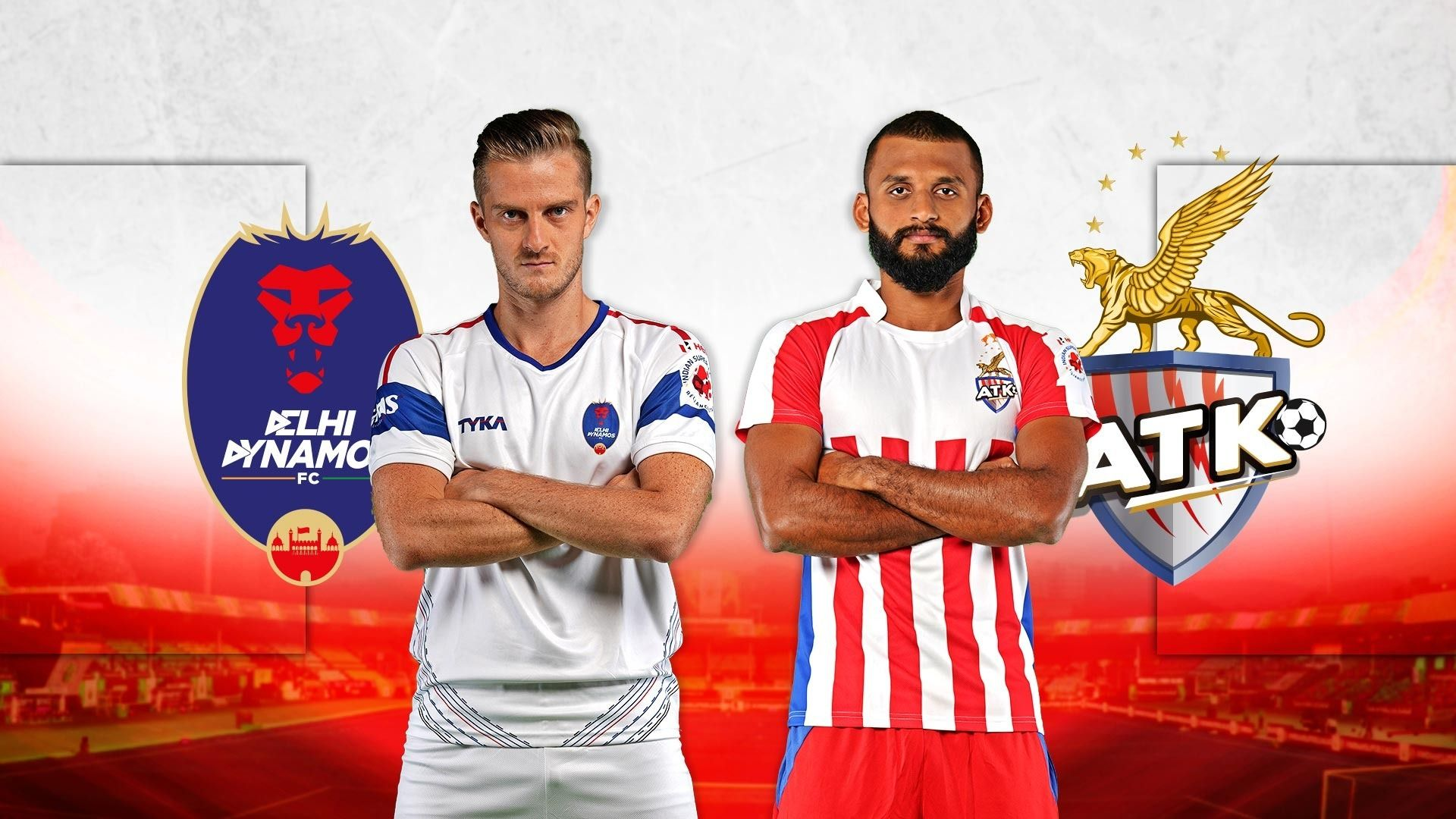 Live Match Delhi Dynamos Fc Vs Atk Football Live Streaming And Preview When