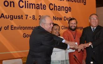 Walk the talk on climate, BASIC group tells developed countries