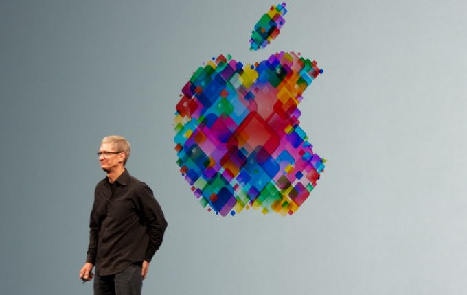 "Apple's CEO, Tim Cook, has told the Executive Secretary of the UNFCCC, Christiana Figueres, that addressing climate change is ""truly important for our company, planet and customers."""