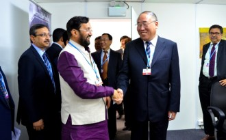 India to showcase achievements at Lima, says minister