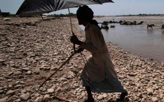 Warming Indian Ocean, weakening monsoon