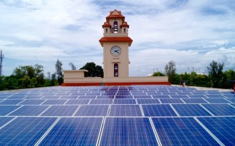 Lessons from the solar campus