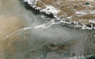 South Asia's air pollutants go global, can hit monsoon