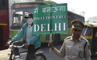 Odd-even scheme returns to Delhi