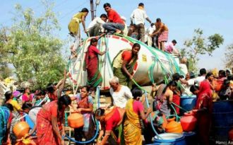 Best of 2016: Water mismanagement deepens crisis in Marathwada town