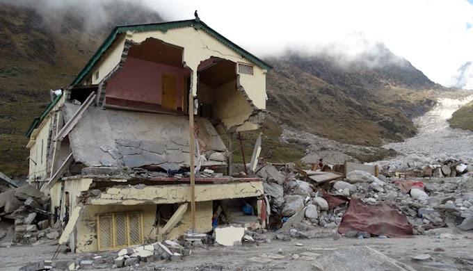 Ganga floods Uttarakhand as ministries bicker over dams ...