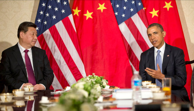 China and the US have ratified the Paris Climate Agreement. (Photo by Pablo Martinez Monsivais)