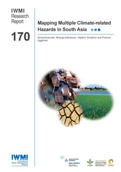 Click to download 'Mapping Multiple Climate-related Hazards in South Asia'