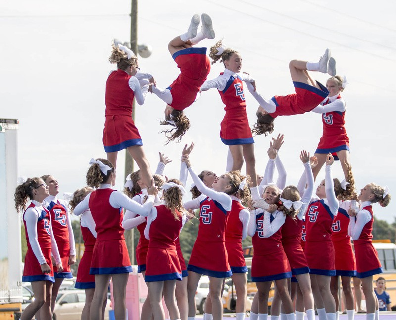 Jay County Sisters Compete Alongside Each Other Continue